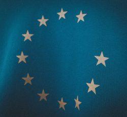 European Union Logo without UK