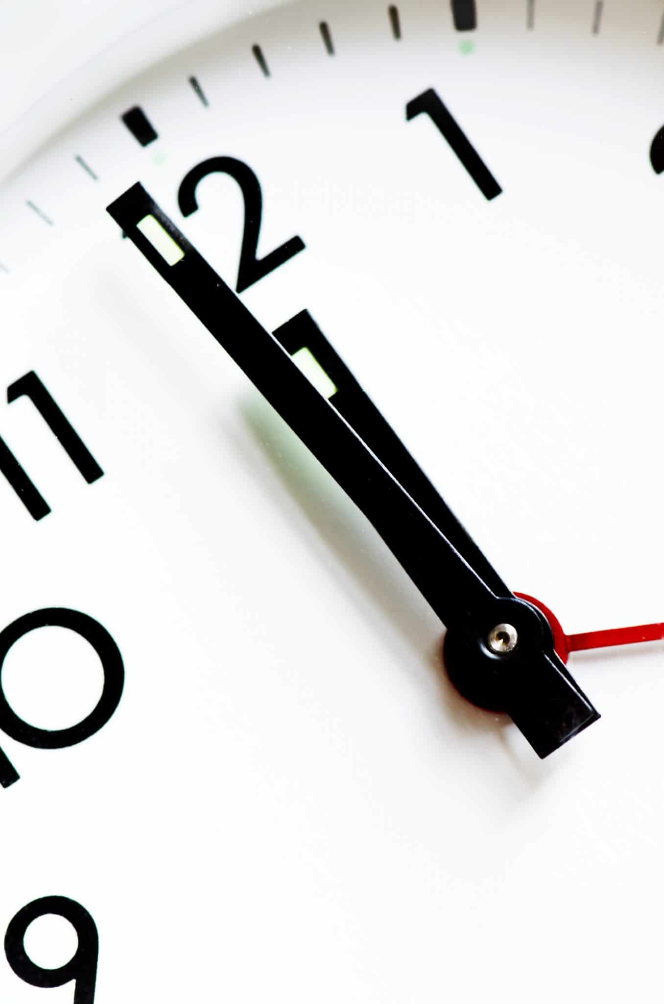 The Final Countdown to Senior Managers and Certificate Regime (SM&CR)