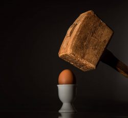 Egg power fear hammer