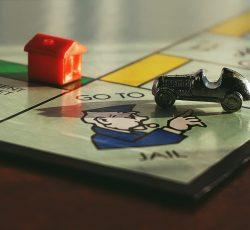 money laundering financial crime Hotrod die cast model on board
